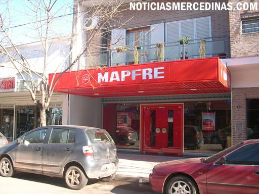 Mapfre inaugur una oficina en mercedes noticias for Oficinas mapfre