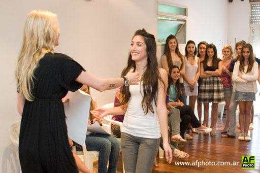 Egreso en Escuela de Modelos Valeria Giampaolini - Noticias ...