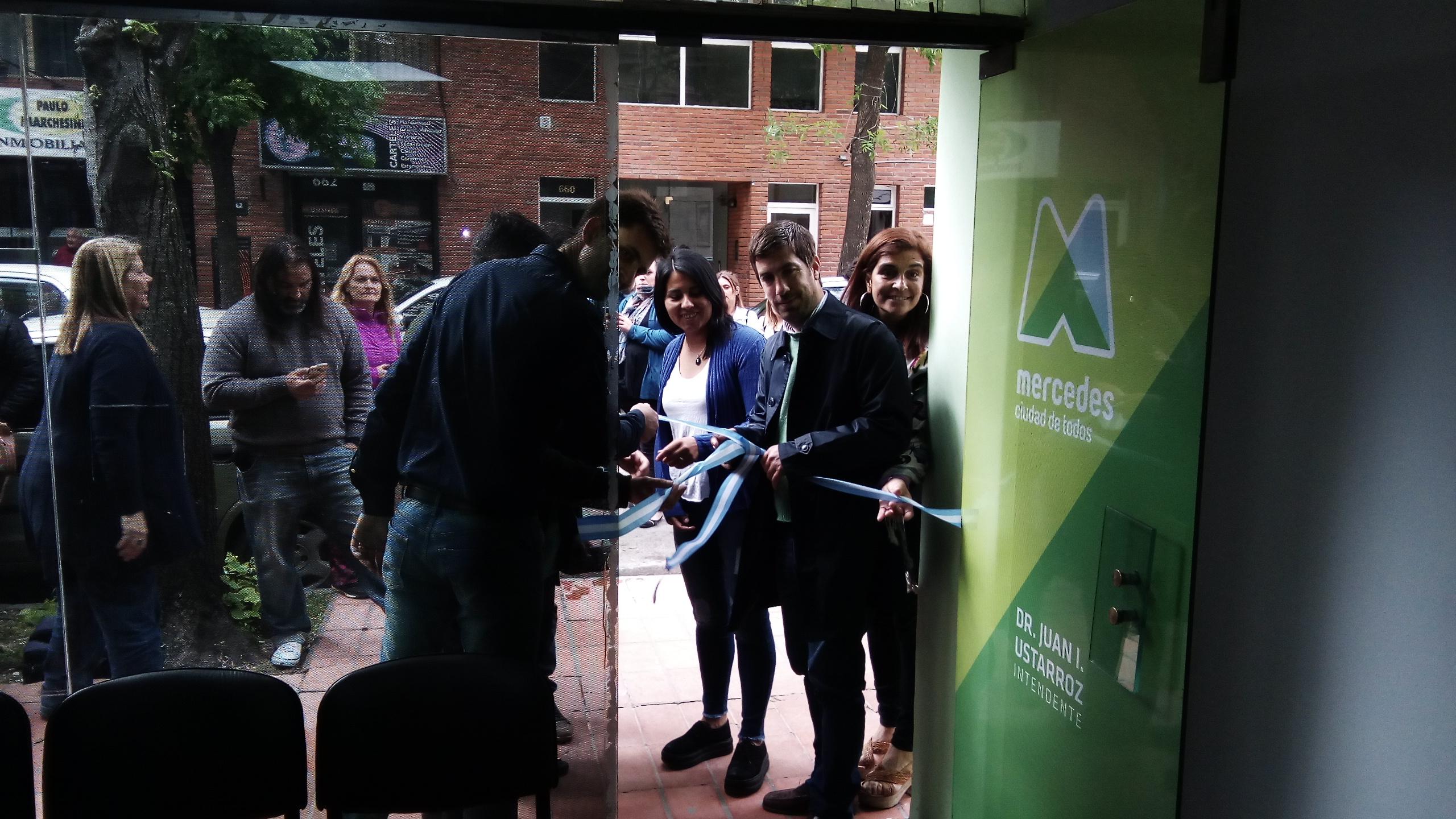 30f16f97e6f4e Se inauguró el Banco de ayuda – ortopedia municipal ...