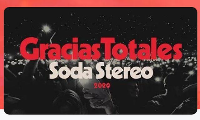 Ya están a la venta las entradas para Soda Stereo 2020