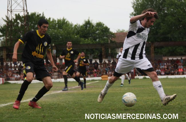 Club Mercedes saca ventaja - Noticias Mercedinas