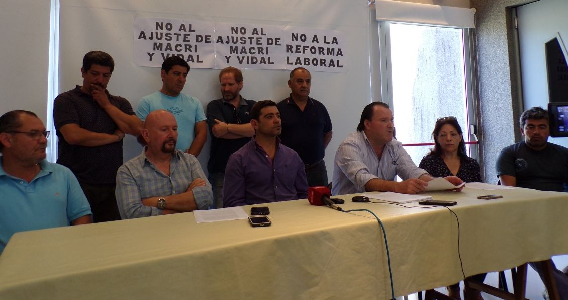 Mesa Sindical Mercedes rechaza y repudia el golpe Estado en Bolivia - Noticias Mercedinas